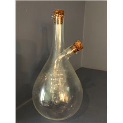Small Grass Wine Carafe