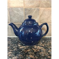 Blue Adderly Teapot