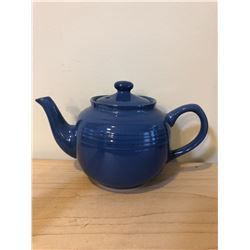 Blue Small Teapot