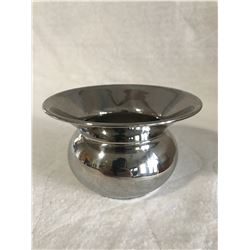 Small stainless steel bowl