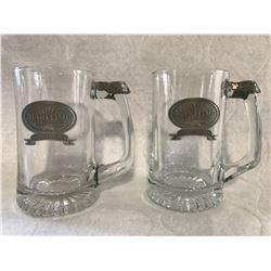 2 Maritime Beer Mugs