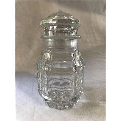 Decorative Glass Jar