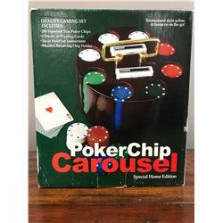 Pokerchip Carousel