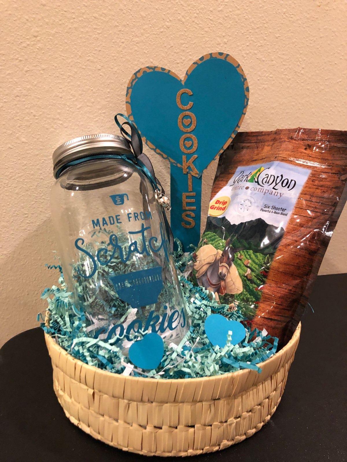 Cookies & Coffee Basket