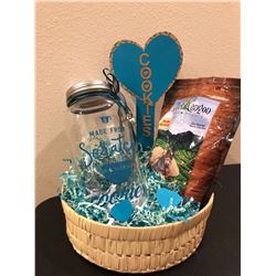 Cookies & Coffee Basket