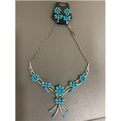 Silver & Turquoise Jewlery