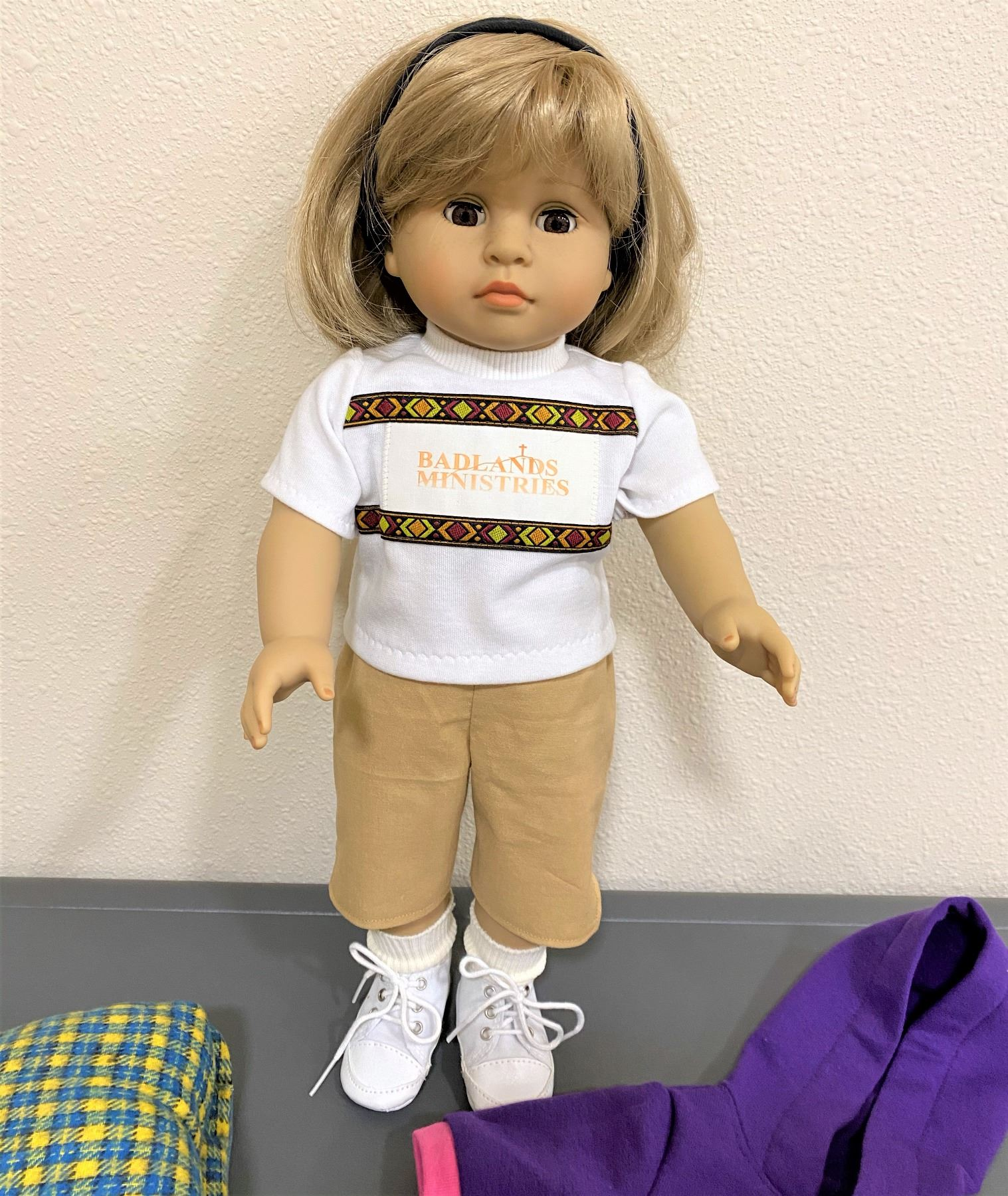 Custom Badlands Ministries Doll & Accesories (2 of 2)