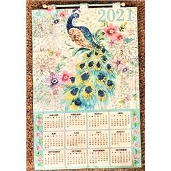 2021 Felt Calendar