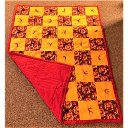 Fall Pumpkin Quilt