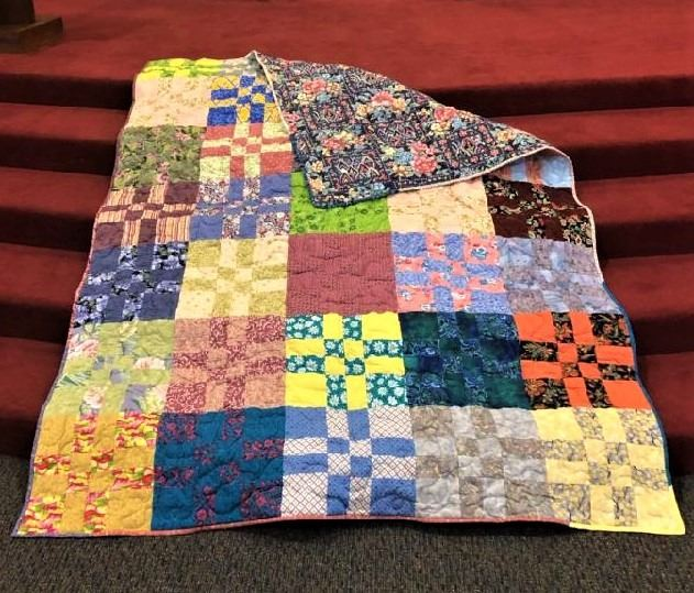 Lovely Pattern Quilt