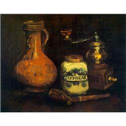 Van Gogh - Coffee Mill