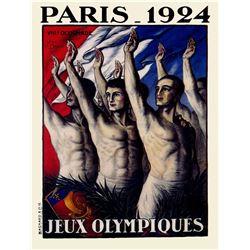 Jean Drout - Paris Olympiques 1924