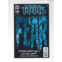 Teen Titans Issue #23 by DC Comics