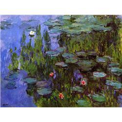 Claude Monet - Gardens