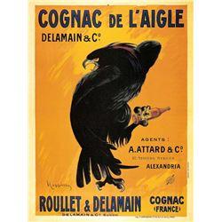Leonetto Cappiello - Cognac De L'Aigle