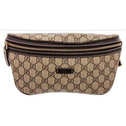 Gucci GG Supreme Coated Canvas Waist Bag