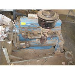 INLINE 6 CYLINDER ENGINE (REBUILT)