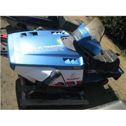 YAMAHA PHAZER II SNOW MACHINE (NOT RUNNING)