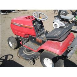 "TURF POWER PLUS 12.5HP 42"" RIDING MOWER (NOT RUNNING)"