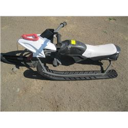 KIDS SNOW SLED