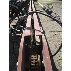 APPROX 40' CHAIN DRIVE UNIT WITH ELEC SWITCHES
