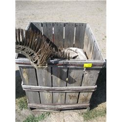 LOT OF SWEEPING BRUSHES