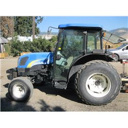 NEW HOLLAND T4020 TRACTOR 2,785 HRS