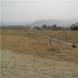 WHEEL LINE SPRINKLER IRRIGATION SYSTEM - UPPER EAST FIELD SOUTH (18 WHEELS)