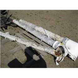 PALLET OF IRON PIPE