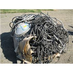 LARGE PALLET OF ASSORTED WIRE