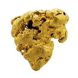 7.05 Gram Gold Nugget