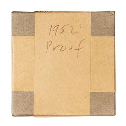 1952 (5) Coin Proof Set In Box
