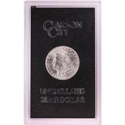 1882-CC $1 Morgan Silver Dollar Coin GSA Hoard Uncirculated