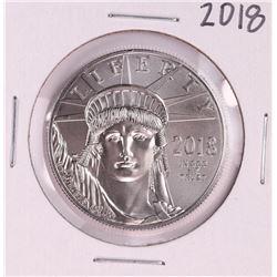 2018 $100 American Platinum Eagle Coin
