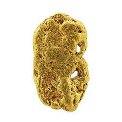 24.36 Gram Gold Nugget