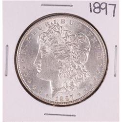 1897 $1 Morgan Silver Dollar Coin