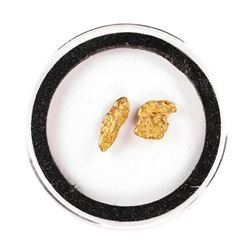 Lot of Gold Nuggets 3.21 grams Total Weight
