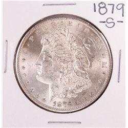 1879-S $1 Morgan Silver Dollar Coin