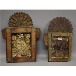 MEXICAN TIN RETABLOS