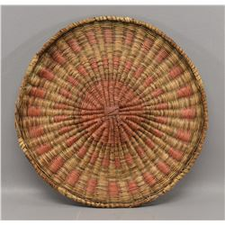 HOPI INDIAN WICKER BASKET