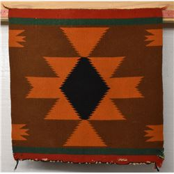 NAVAJO INDIAN GERMANTOWN TEXTILE