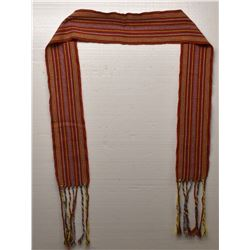 EASTERN WOODLANDS INDIAN SASH