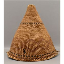 PAIUTE INDIAN BASKET