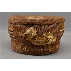 TASHIMSHIM INDIAN BASKET
