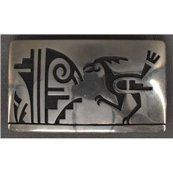 HOPI INDIAN BUCKLE