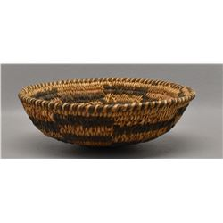 PIMA INDIAN BASKETRY BOWL