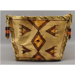PLAINS INDIAN PARFLECHE BOX