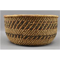 HAVASUPAI INDIAN BASKETRY BOWL