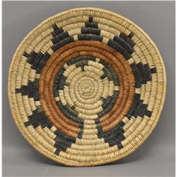 NAVAJO INDIAN BASKETRY TRAY