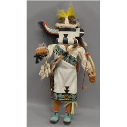 ZUNI INDIAN KACHINA